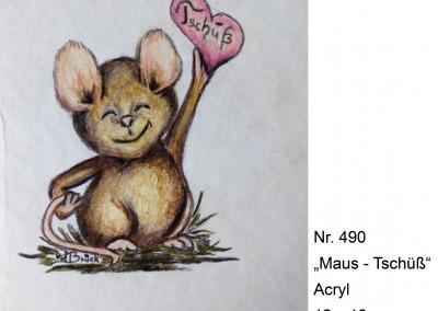 KF 0490 - Maus-Tschüß -